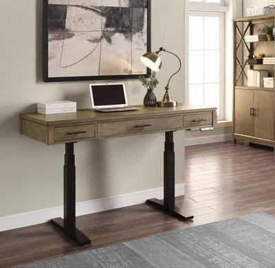 Midtown 58 in. Power Lift Desk