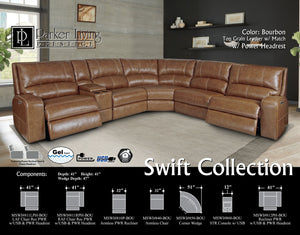 Swift Bourbon 6pc Package A