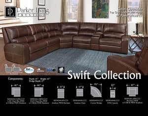 Swift Clydesdale 6pc Package A