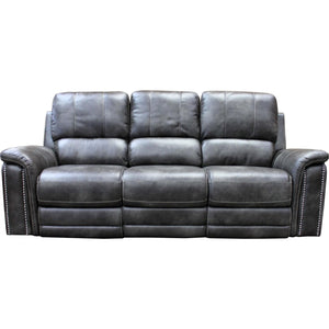 Belize Collection Sofa w/Dual Power Recliners and USB