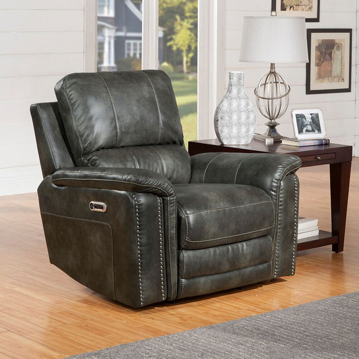Belize Collection Power Recliner w/ USB