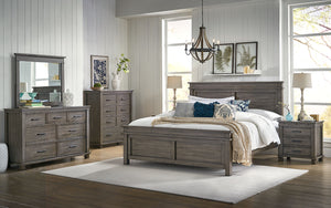 Glacier Point Panel Bed