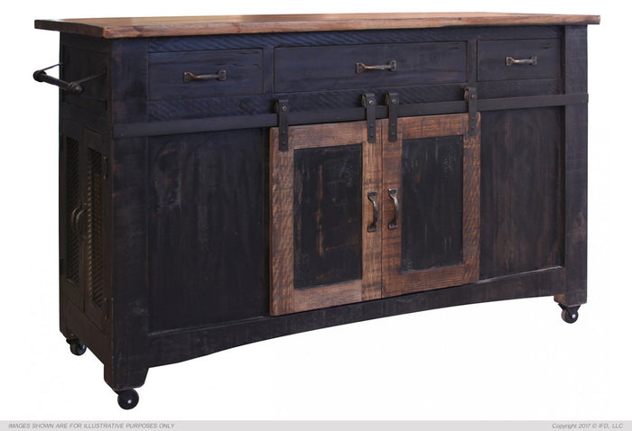 IFD370ISLAND Kitchen Island