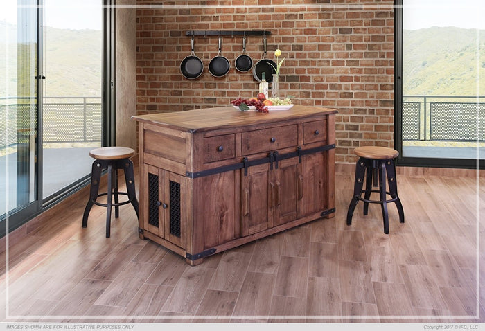 IFD866ISLAND Kitchen Island