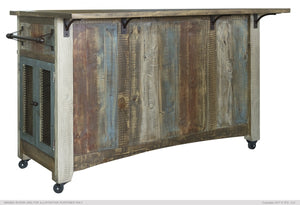 IFD968ISLAND Kitchen Island