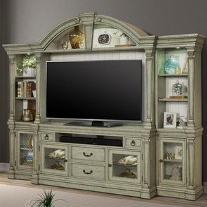 Lafayette 4 piece Entertainment Wall Unit