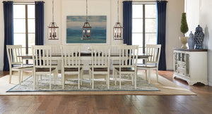 Mariposa CO Trestle Table w/ Butterfly Leaves