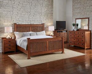 Mission Hill Bedroom Set