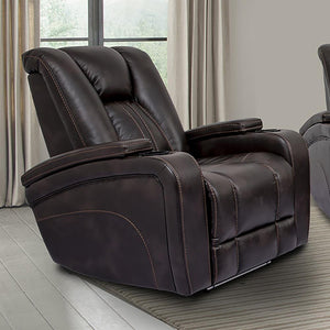 Optimus Truffle Power Recliner
