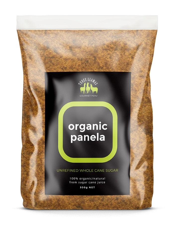 Organic Panela unrefined whole cane sugar