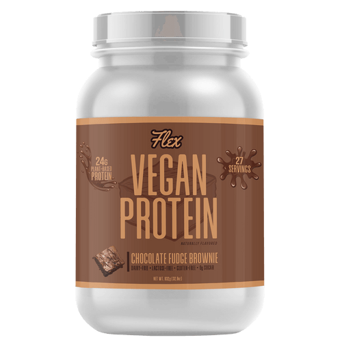 Chocolate Fudge Brownie Vegan Protein