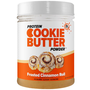 The Protein Cookie Butter Challenge (ebook and recipes)