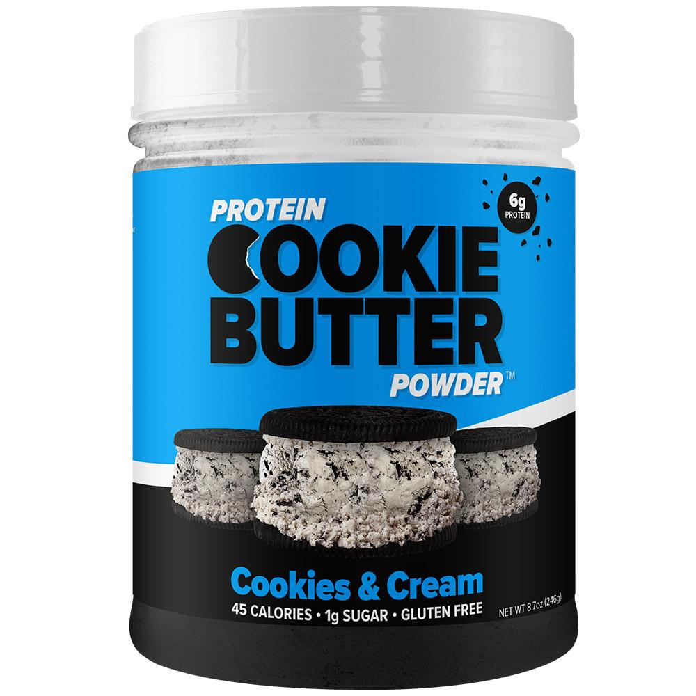 Load image into Gallery viewer, The Protein Cookie Butter Challenge (ebook and recipes)
