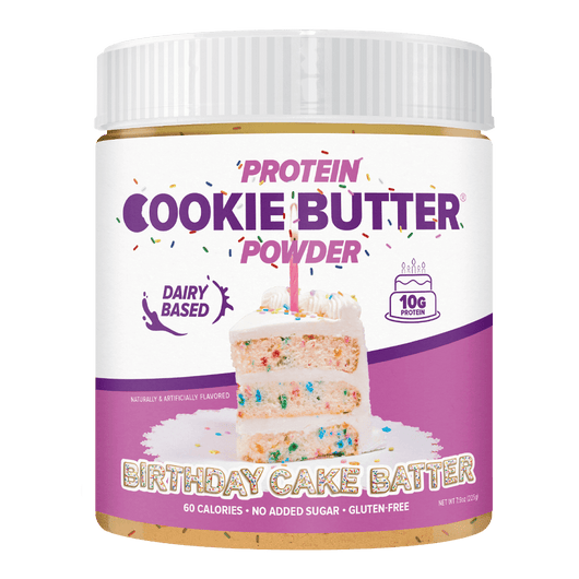 Birthday Cake Batter Whey