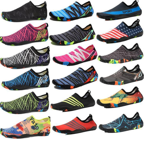 Diving snorkeling speed interference water upstream sport shoes