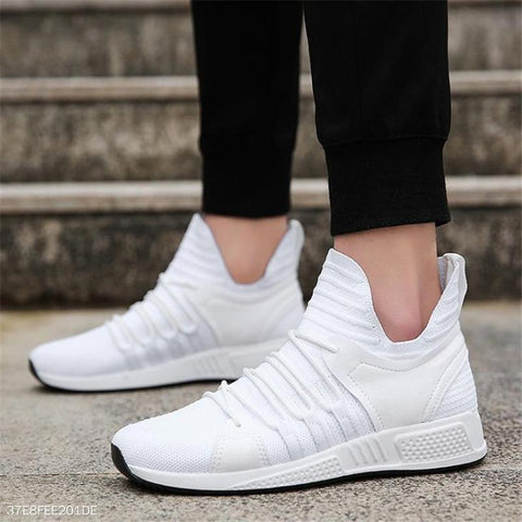 Fashion Casual Sport Plain Previous Plain Mens Shoes