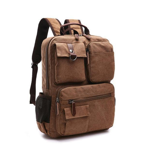 Large Capacity Canvas Outdoor  Shoulder Bags