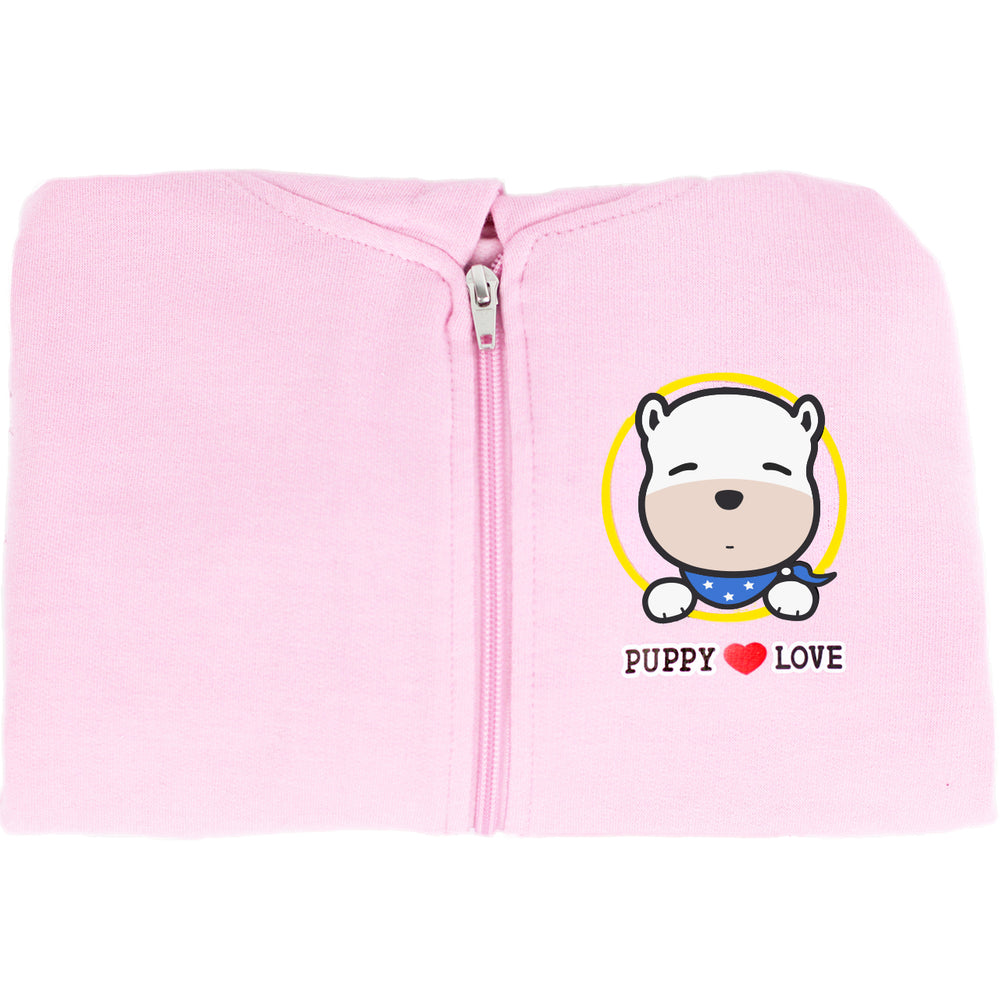Women's Fashion Hoodie Puppy Love