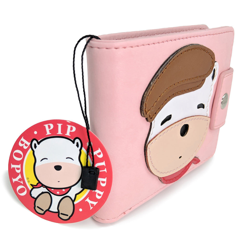 Pip Puppy Faux Leather Wallet