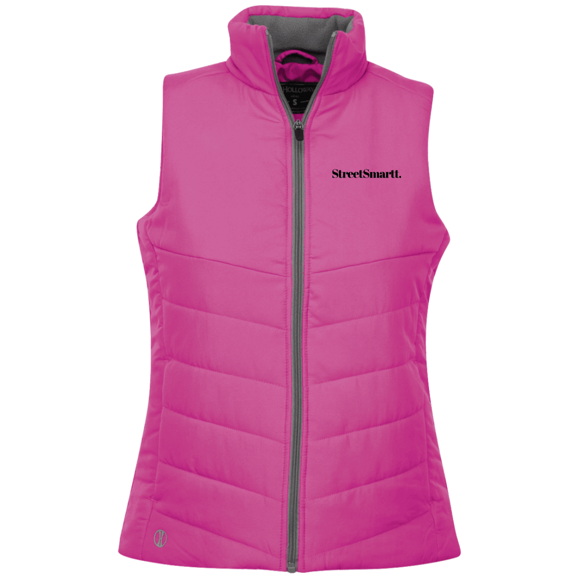 StreetSmartt  Ladies' Quilted Vest