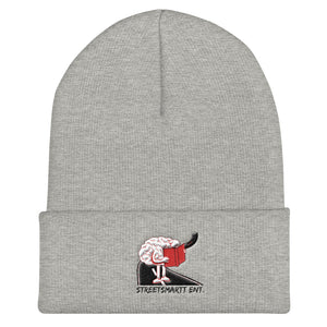 StreetSmartt Entertainment Cuffed Beanie