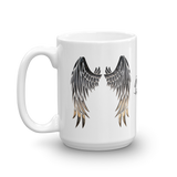 Blessed Angel Wings Coffee Mug 11oz/15oz