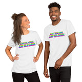 Don't Be A Drag Just Be a QUEEN Unisex Tee in many colors