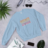 Game Over Unisex Funny, Graphic Sweatshirt for Gamers, Teens