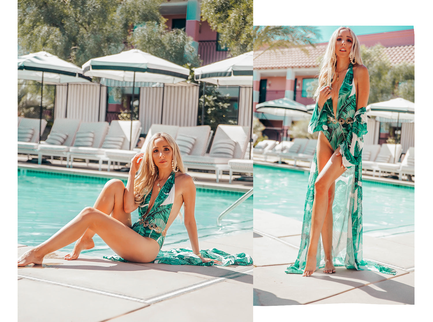 Haute in Paradise Edit