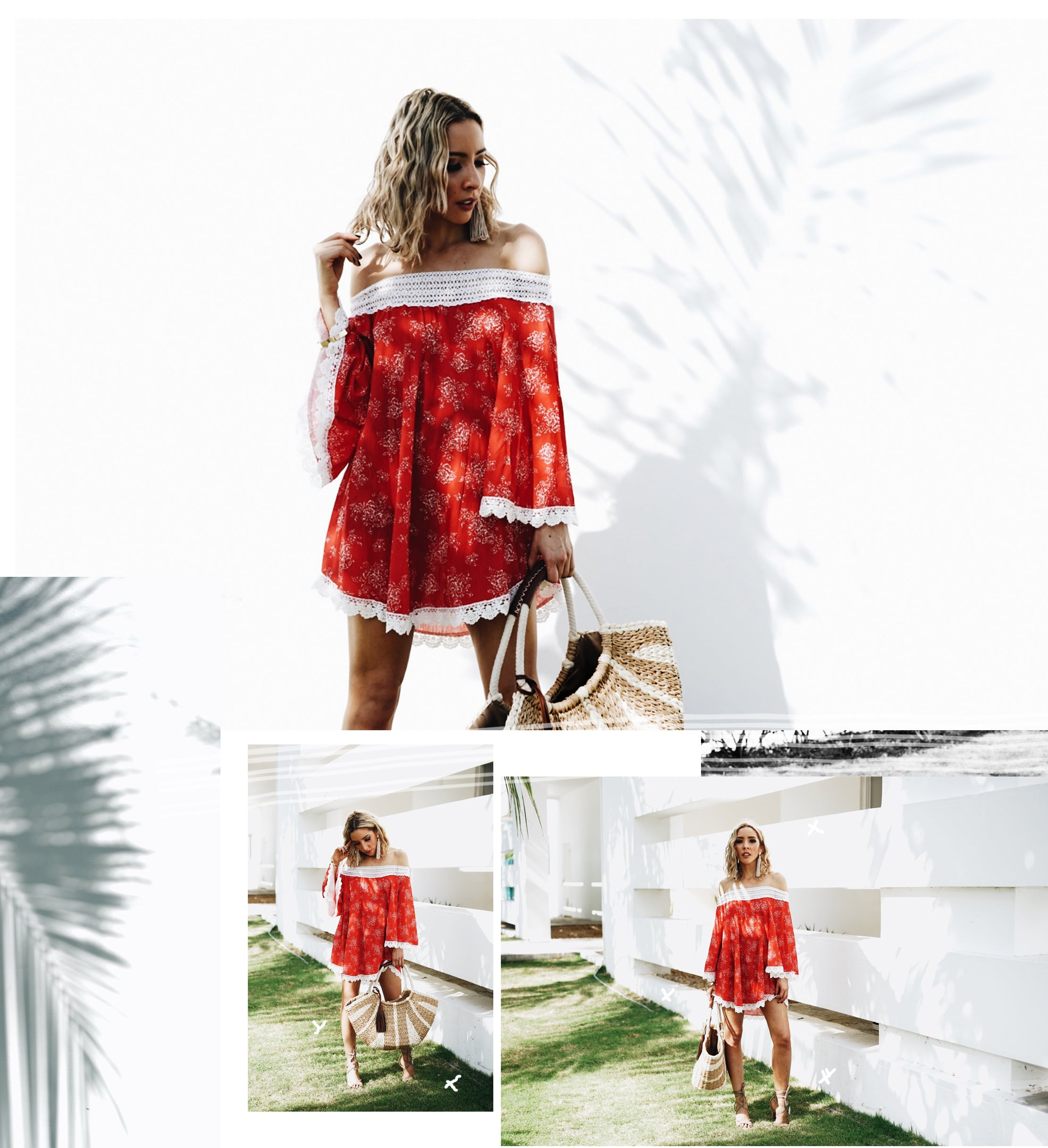 Tropical Escape Lookbook