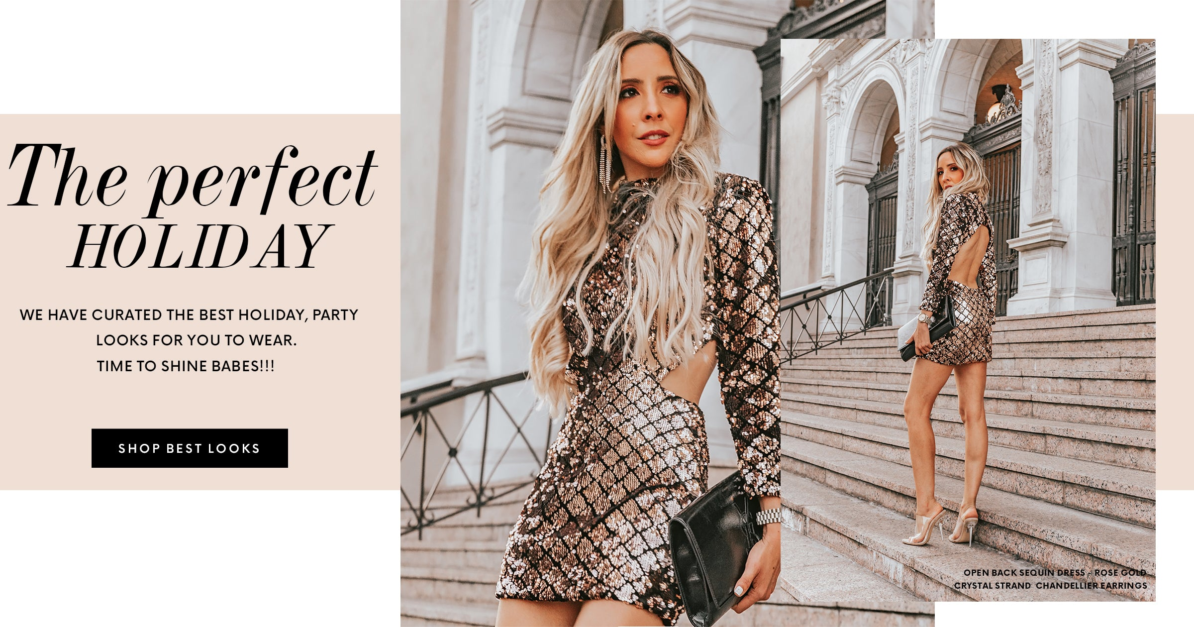 83e5384ab2 Holiday: Party Looks