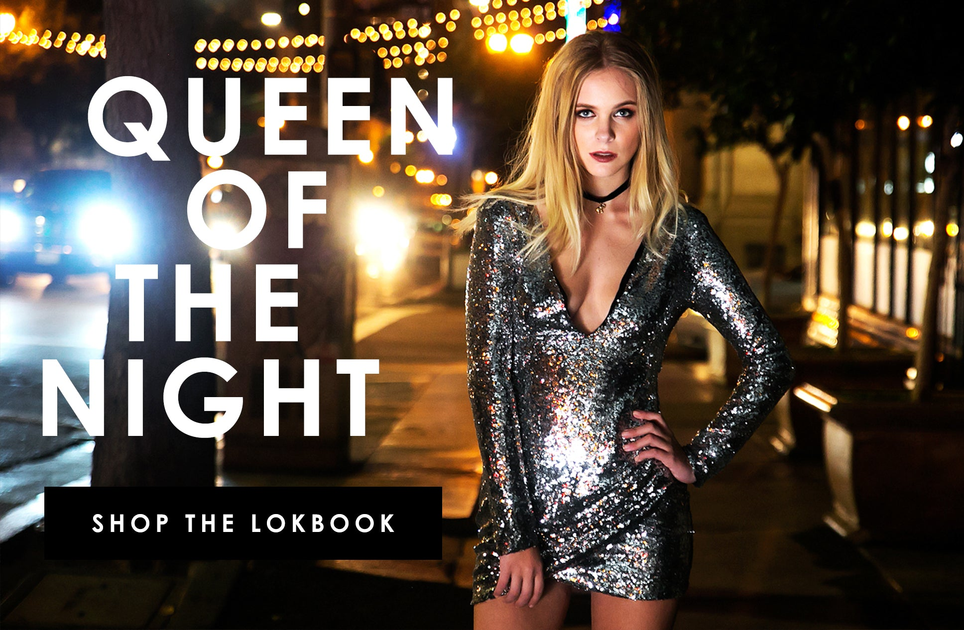 Queen of the Night Lookbook