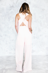 Jumpsuit with Cross Back /// Only 1-S Left ///