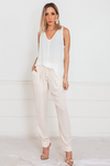 Lightweight Pant - Cream