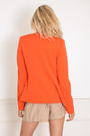 Basic Blazer - Orange