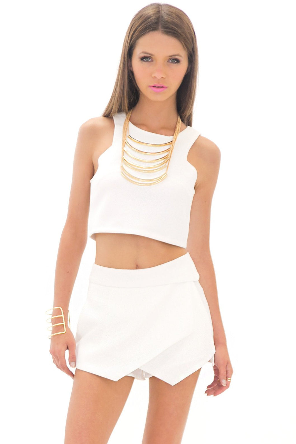 ADDISON CROP TOP - Haute & Rebellious
