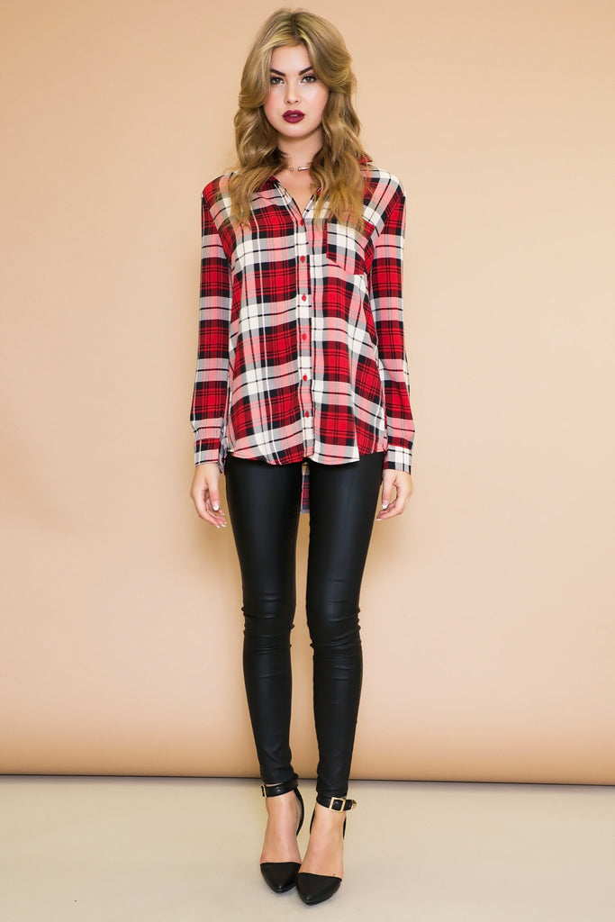 GRAISON PLAID SHIRT
