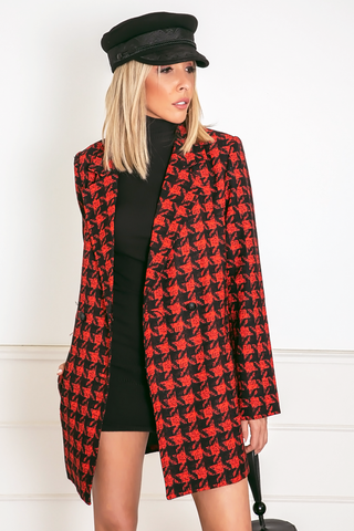 Lightweight Coat - Black