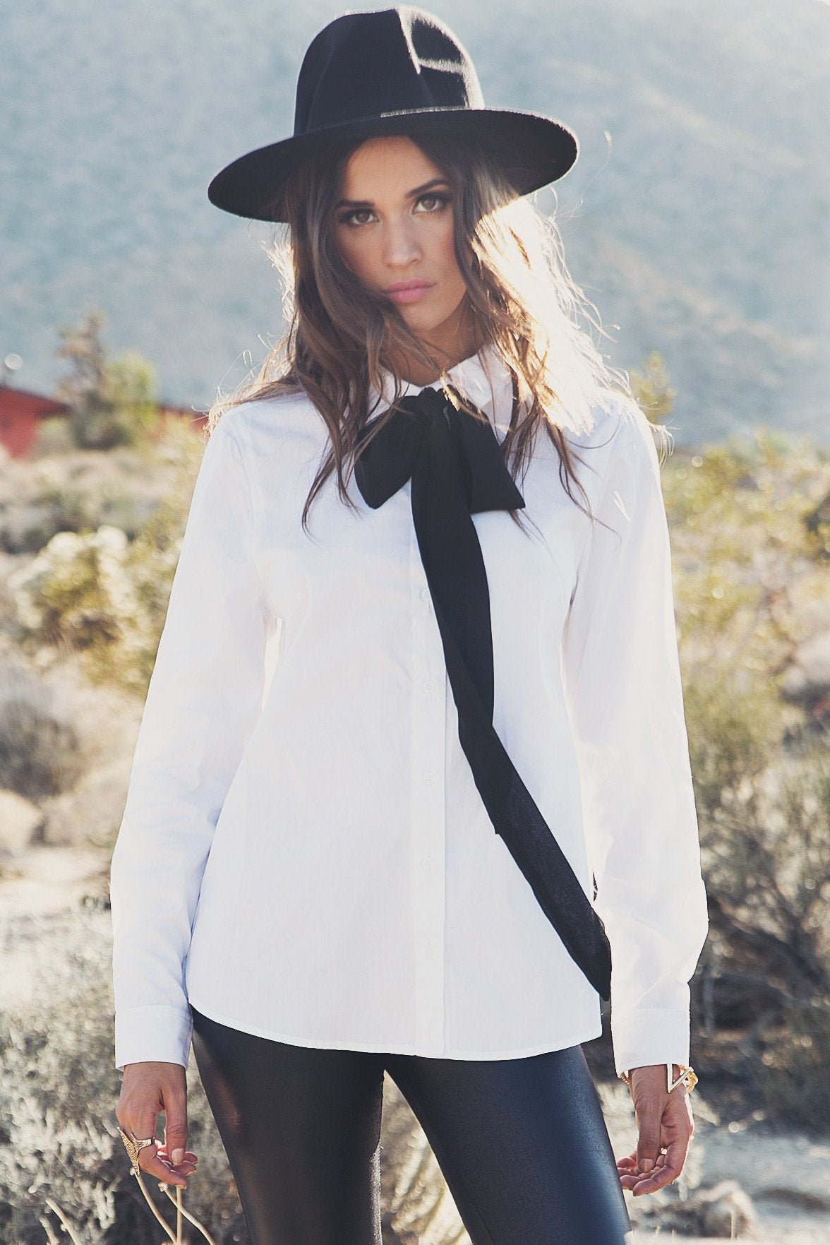 Layla Long Sleeve Button Down Shirt /// Only 1-M Left ///