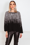 Sparkle Knitted Sweater
