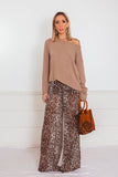 Cozy Soft Sweater - Mocha