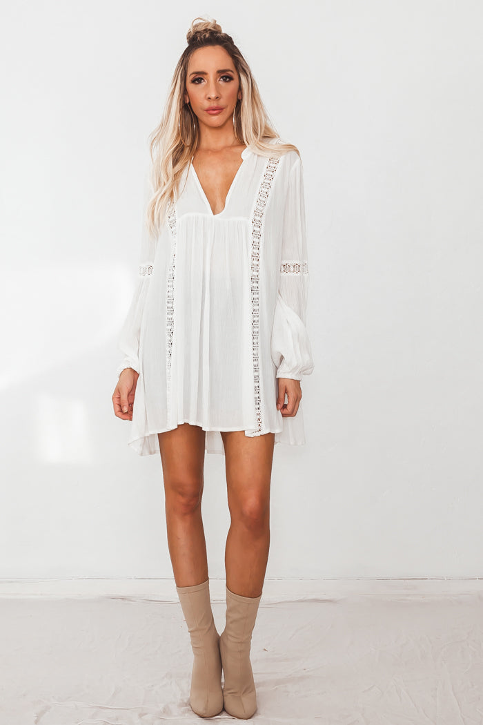 Flowy Long Sleeve Top