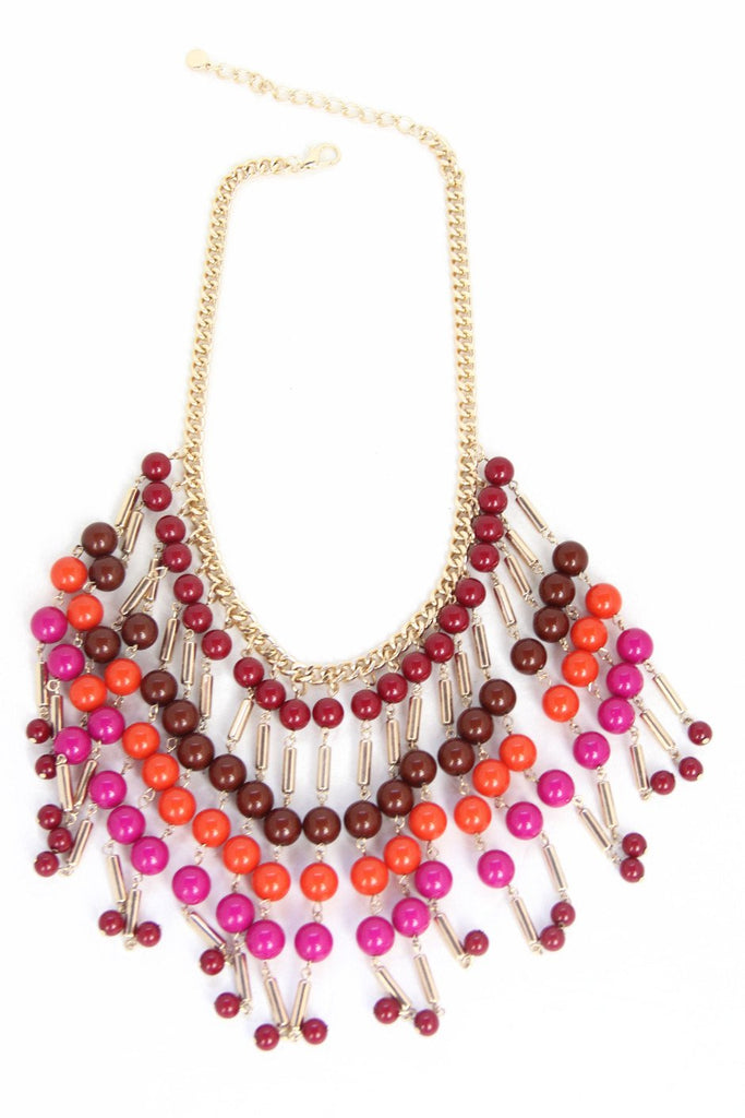 MARA NECKLACE - Multi (Final Sale)
