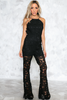 Field of Dreams Jumpsuit - Black