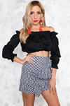 All Of Me Off-Shoulder Top - Haute & Rebellious
