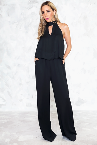 INTO THE NIGHT CHIFFON PANT