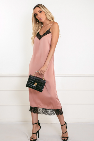 All Over Lace Maxi Dress /// Only 1-M Left ///