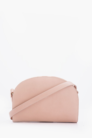 Lust For It Crossbody Bag - Blush - Haute & Rebellious