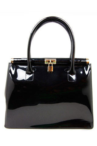 SHINE SATCHEL - Black