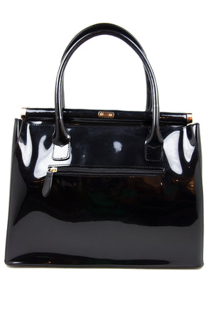 SHINE SATCHEL - Black - Haute & Rebellious